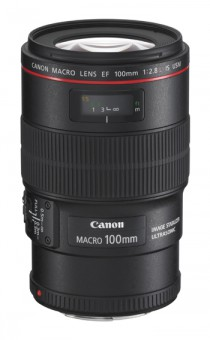 CANON EF-L 100mm 2.8 IS USM Macro