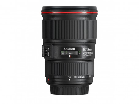 CANON EF L 16-35mm 4.0 IS USM