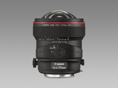CANON TS-E SHIFT 17mm 4.0 L