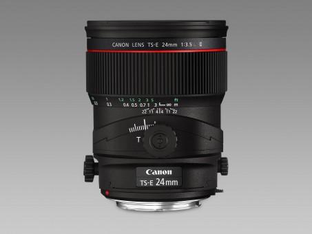 CANON TS-E SHIFT 24mm 3.5 L II