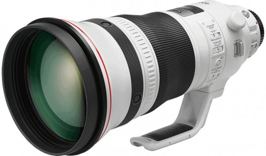 CANON EF-L 400mm 2.8 IS III USM neu
