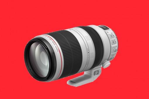CANON EF L 100-400mm 4,5-5,6 IS USM II Aktionspreis