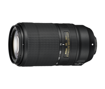 NIKON AF-P 70-300mm 4.5-5.6 E ED VR