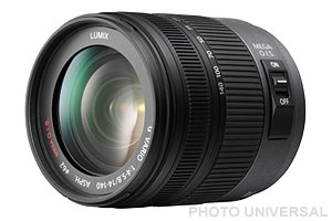 PANASONIC LUMIX G VARIO HD 14-140mm 4,0-5,8 OIS ASPH.