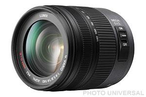 PANASONIC LUMIX G VARIO HD 14-140mm 4,0-5,8 OIS ASPH.
