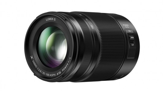 PANASONIC LUMIX GX Vario 35-100mm 2,8 OIS II***