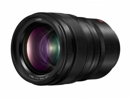 PANASONIC S  50mm 1.4 PRO