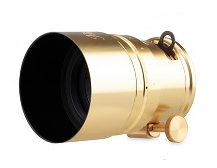 LOMO PETZVAL 58mm 1.9 Messing Objektiv f. Canon EOS