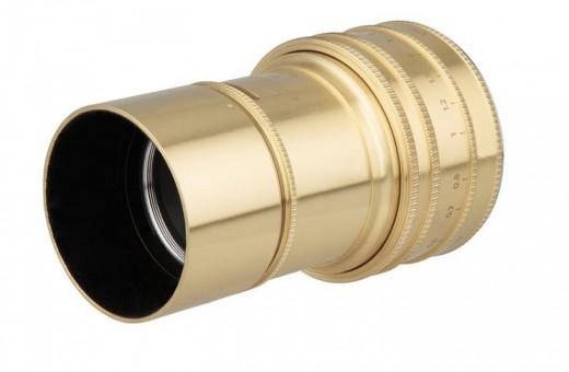 DAGUERREOTYPE ACHROMAT 64mm 2.9 Messing f. Nikon