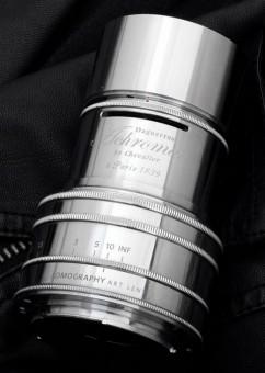 DAGUERREOTYPE ACHROMAT 64mm 2.9 chrome f. Nikon