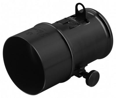 PETZVAL 85mm 2.2 schwarz lackiert f. Nikon F
