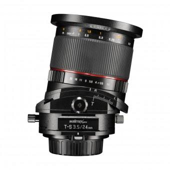 WALIMEX PRO 24mm 3.5 T-S NIKON