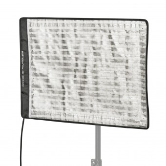 WALIMEX PRO FLEX LED 1000 BiColor+Stativ