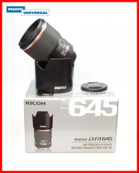 PENTAX SMC FA 645 90mm 2,8 HD ED AW SR MACRO