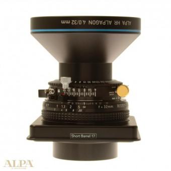 ALPA ROD HR ALPAGON DIGARON W /32mm 4.0 SB 17