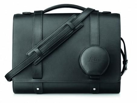 LEICA Q (Typ 116) DAY BAG, Leder, schwarz