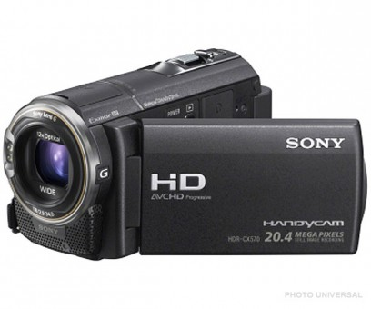 MIETE SONY HDR CX 570  #1352911