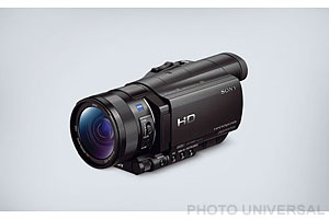 SONY HDR CX 900 FULL HD CAMCORDER