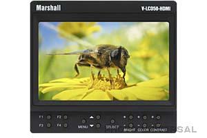 """MARSHALL V-LCD50-HDMI 5"""""""