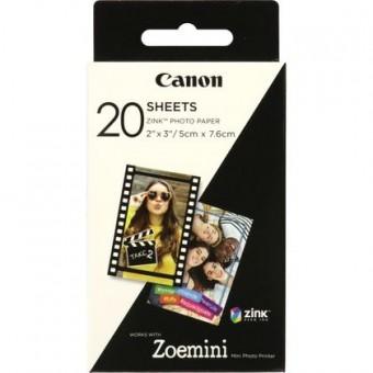 CANON Zoemini Papier 5x7,5cm 20 Blatt