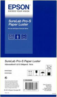 "EPSON SURELAB PRO-S PAPER LUSTER 6""X65M 2ROLLEN"
