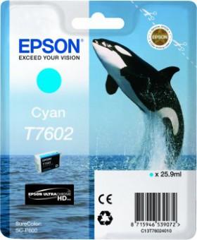 EPSON SC-P 600 25.9 ML CYAN