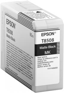 EPSON SC-P 800 80ML MATTE BLACK