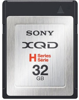 SONY XQD MEMORY CARD 32GB