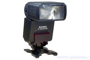 SIGMA EF-500 DG SUPER SONY / MIN ***