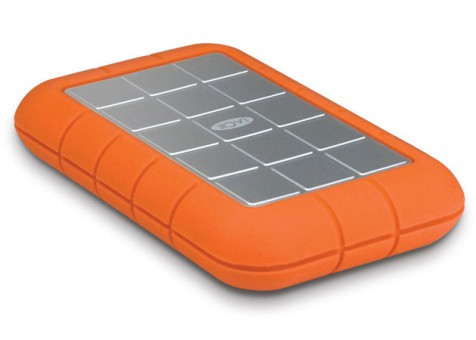 LACIE RUGGED TRIPLE 500GB FW800/USB 3.0 7200RPM