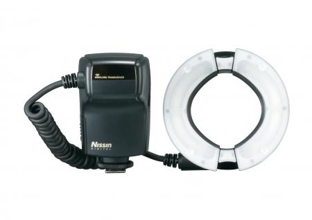 NISSIN MF 18 Ringblitz f. Nikon
