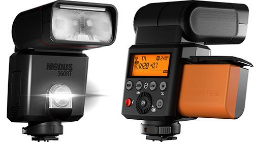 HÄHNEL MODUS 360RT Kompaktblitz für Nikon