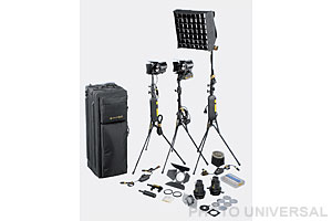 DEDOLIGHT SPHOTO2 Wedding/Reporter-Kit
