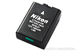 NIKON EN-EL21 Lithium Ionen Akku