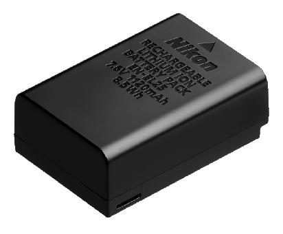 NIKON EN-EL25 Lithium-Ionen Akku f. Z50