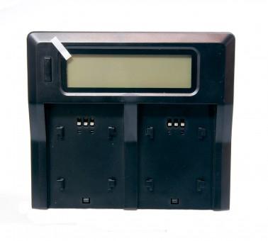 BERENSTARGH DUAL LCD CHARGER 4.2V/4.35V/8.4V/8.7V