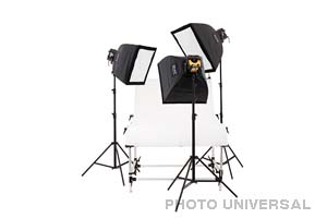 HED STILL LIFE OUTFIT 3XH25, 2MAXSFT 50/70+TISCH