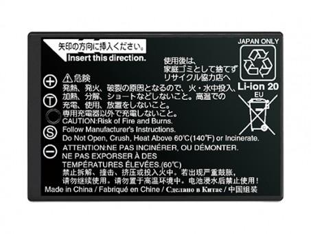 FUJI NP-T125 Lithium Ionen Akku f. GFX