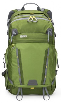 MINDSHIFT BACKLIGHT 26 L PHOTO DAYPACK greenfield
