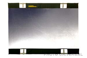 SUNBOUNCE MICRO MINI KIT SILBER/WEISS (60x90)