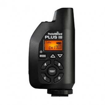 POCKET WIZARD TRANSCEIVER PLUS III