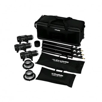 PROFOTO D1 TRIPLE-KIT 1000/500/500 AIR