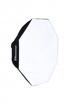PHOTTIX OCTAGON SOFTBOX 95 CM INKL.ADAPTERRING