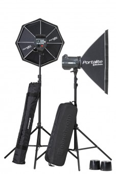 ELINCHROM BRX 500/500 SOFTBOX to go Set 20749