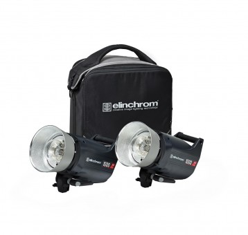 ELINCHROM ELC PRO HD 1000/1000 to go Set 20679