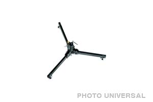 MANFROTTO 297 F BASE Standfuss groß LEUCHTE