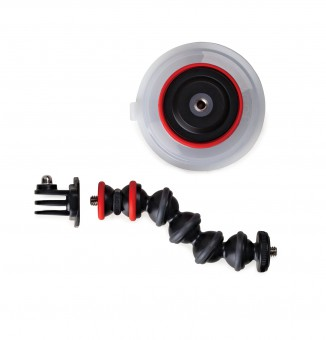 JOBY ACTION SERIES SUCTION CUP & GORILLAPOD ARM