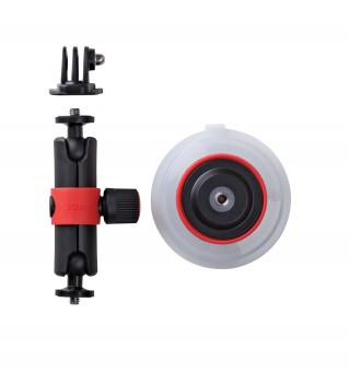 JOBY ACTION SERIES SUCTION CUP & LOCKING ARM