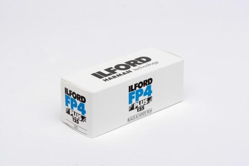 ILFORD FP-4 PLUS 120