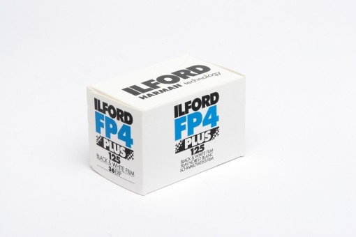 ILFORD FP-4 PLUS 135-36